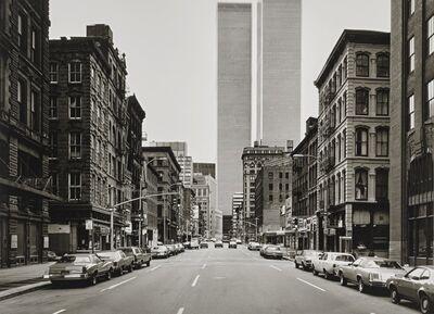 Thomas Struth, ''West Broadway, New York, Tribeca''