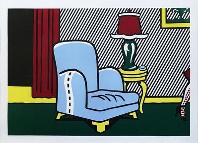 Roy Lichtenstein, 'La Sortie from Interior Series', 1991