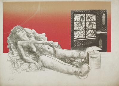 """Antonio Berni, 'Untitled (No. 9). De la serie """"La Obsesión de la Belleza"""" ', ca. 1976"""
