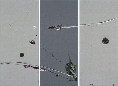 Zander Blom, 'Untitled 1.672, triptych', 2014