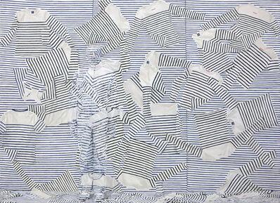 Liu Bolin, 'Jean Paul Gaultier', 2011