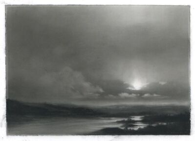 Dozier Bell, 'Cloudbank, morning', 2019