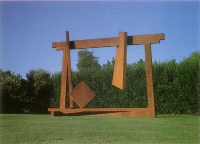 Joel Perlman, 'East Gate', 1989