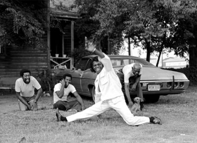 Harry Benson, 'James Brown', 1979