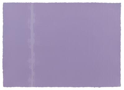 Anne Truitt, 'Summer '96 No. 40', 1996