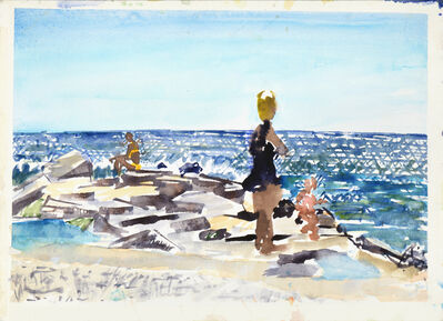 Steven Singer, 'Long Beach Jetty', 2008
