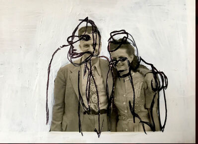 Johnny Thornton, 'Unknown Couple Two', 2019