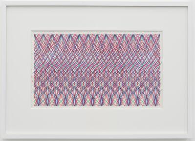 Channa Horwitz, 'Canon Untitled', ca. 1983