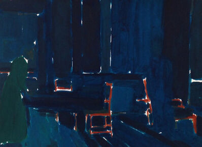 Tatiana Blass, 'A sala #4', 2016