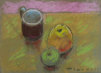 Joseph Plaskett, 'Untitled (Still Life with Mug and Fruit II)', ca. 2000