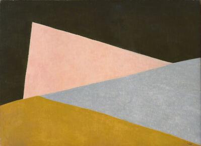 Vera Pagava, 'Pyramide', 1975