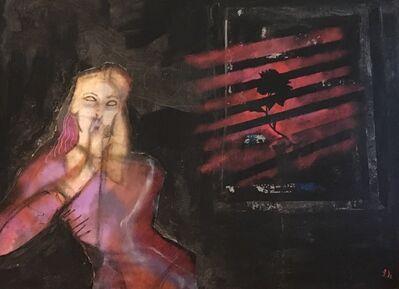 Laurel Hausler, 'Noir Rose', 2019