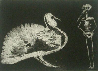 Guillermo Olguin, 'De la serie de los nocturnos IV', 2008
