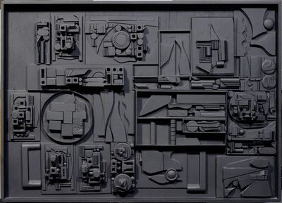 Louise Nevelson, 'Cloud Ii', 1984