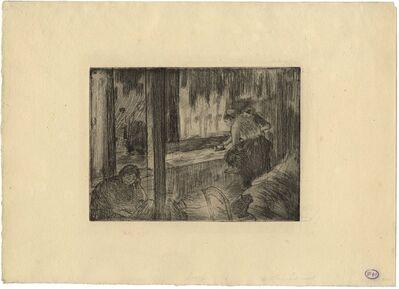 Edgar Degas, 'Les Blanchisseuses – The Laundresses', 1879-1880