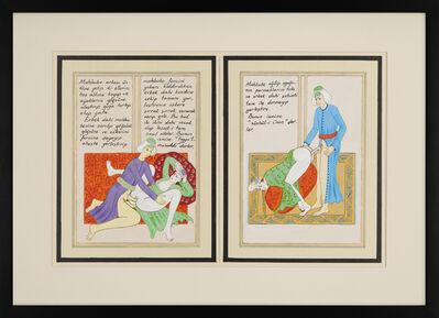 Canan, 'BAHNAME II (5-6) / LUSTBOOK II (5-6)', 2015