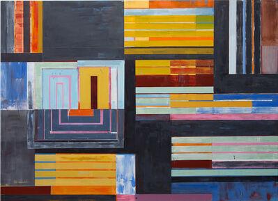 Lloyd Martin, 'Large Carbon Riff', 2019