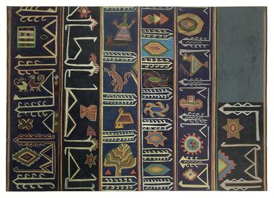 TERESA LANCETA, 'La huida de Egipto', 2004