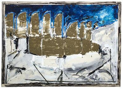 Mario Schifano, 'Bauhaus Museum Berlin', 1988