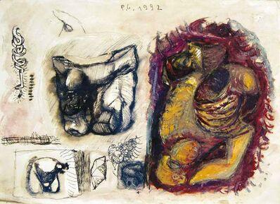 Pietro Geranzani, 'Disegno 48', 1992
