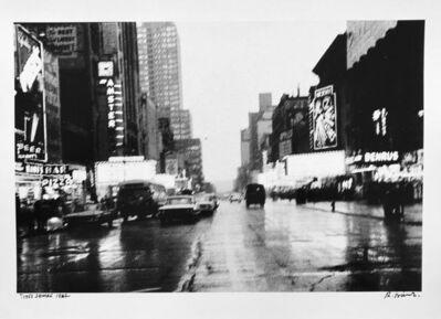 Robert Frank, 'Times Square', 1962