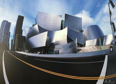 Michael Doster, 'Walt Disney Music Hall  - Frank Gehry', 2005