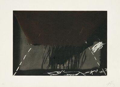 Antoni Tàpies, 'Clau-12', 1973