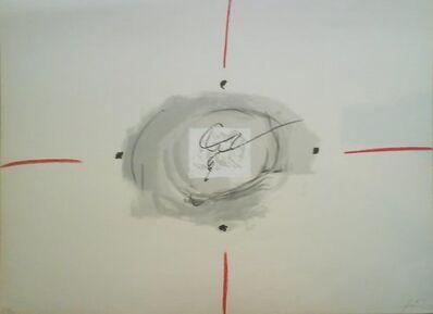 Antoni Tàpies, 'Nocturn Matinal -4', 1970