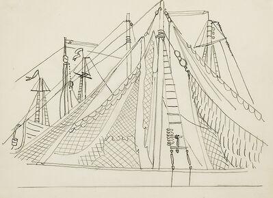 Stuart Davis, 'Masts', ca. 1930