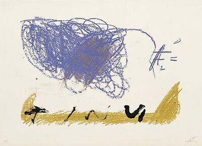 Antoni Tàpies, 'Clau-16', 1973
