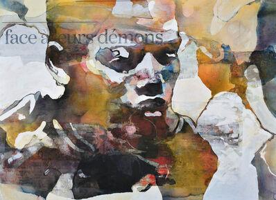 Bruce Clarke, 'Face à ses démons', 2017