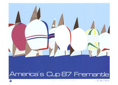Franco Costa, 'America's Cup '87 Fremantle', 1986