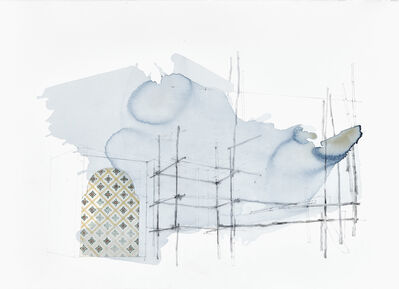 Naiza H. Khan, 'Cloud Scaffolding', 2019