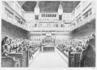 Mason Storm, 'Parliament IV', 2021