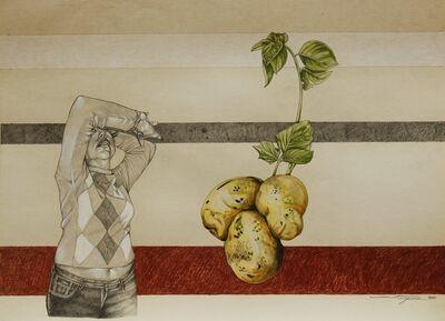 Ezequiel Ortega, 'Sin Titulo (Potatoes)', 2018-2019