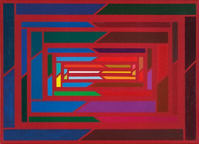 Piero Dorazio, 'Quargan', 1996