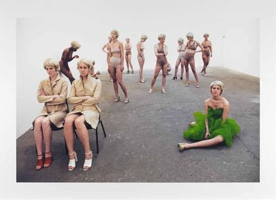 Vanessa Beecroft, 'VB 16.070.ali Performance Deitch Projects, New York USA', 1996
