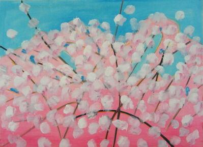 Alex Katz, 'Cherry Blossoms', 2012