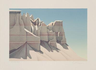 Ed Mell, 'Coalmine Canyon', 1981