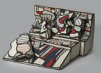 Jean Dubuffet, 'Logological landscape', 1968
