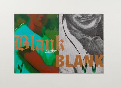 Gabriella Sanchez, 'Blank Slate', 2019
