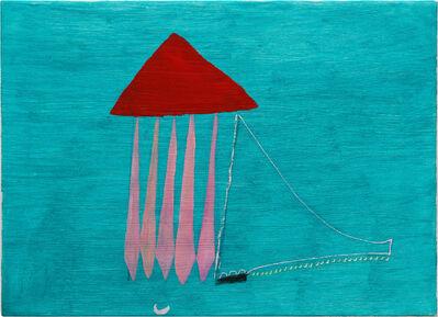 Hiroshi Sugito, 'stars and moon', 2012