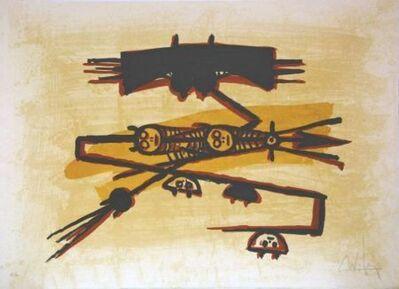Wifredo Lam, 'EL ULTIMO ', 1976