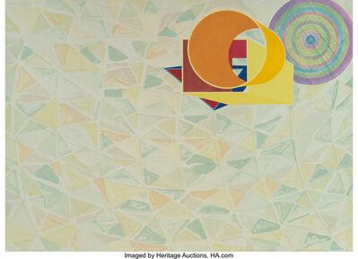 Al Held, 'Prime Moments IV', 1999