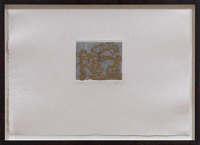 Antoni Tàpies, 'From: Suite Montseny A–J', 1993