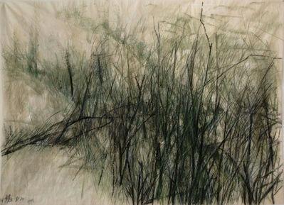 Wang Gongyi, 'Leaves of Grass #17', 2020-2021
