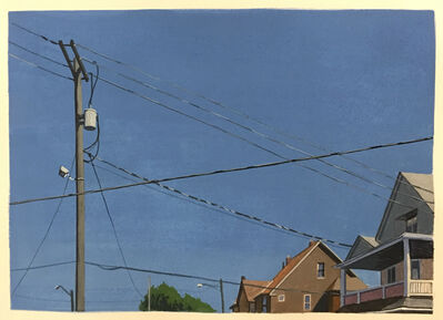 Christopher Burk, 'Connected - Cleveland - Superior Avenue', 2016
