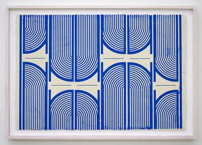 Elise Ferguson, 'Vent - Blue', 2020