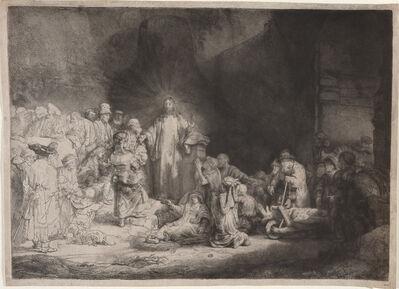 Rembrandt van Rijn, 'The Hundred Guilder Print', ca. 1648