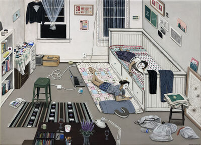 Paige Jiyoung Moon, 'Ko's Old Apartment', 2018